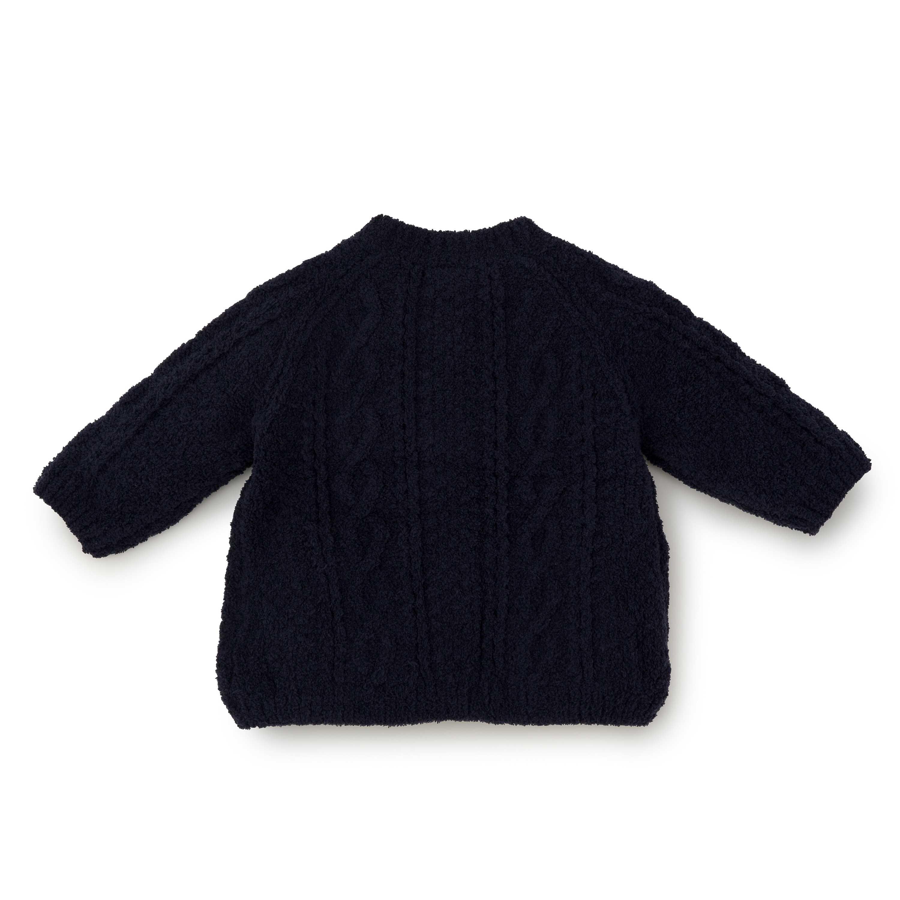 BABY CABLE CARDIGAN