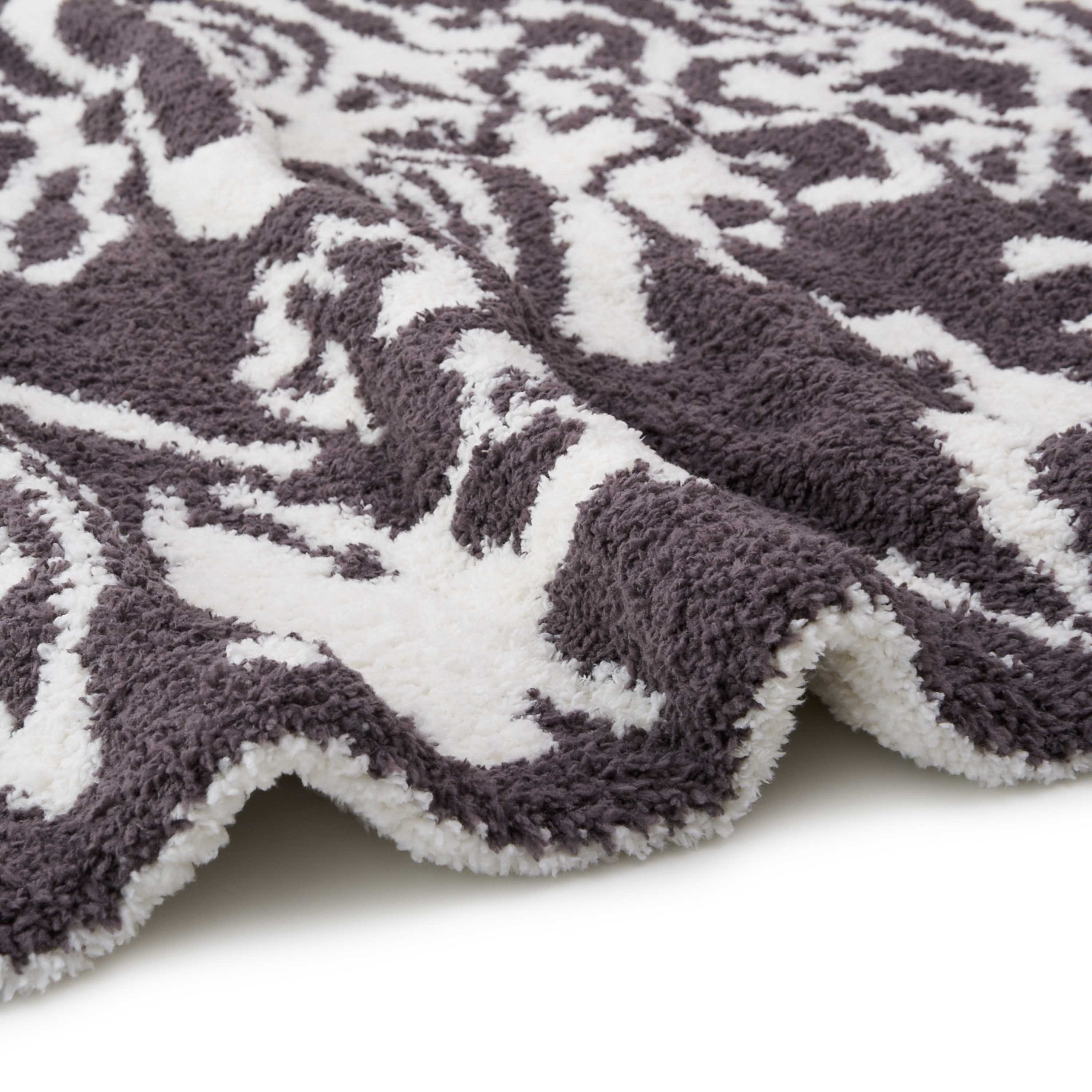 DAMASK NAP BLANKET