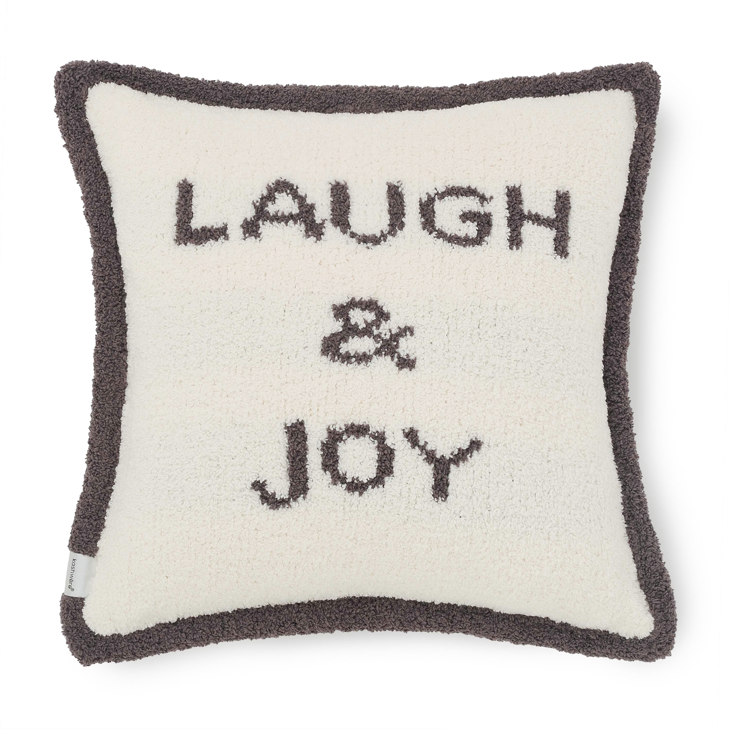 MESSAGE CUSHION COVER