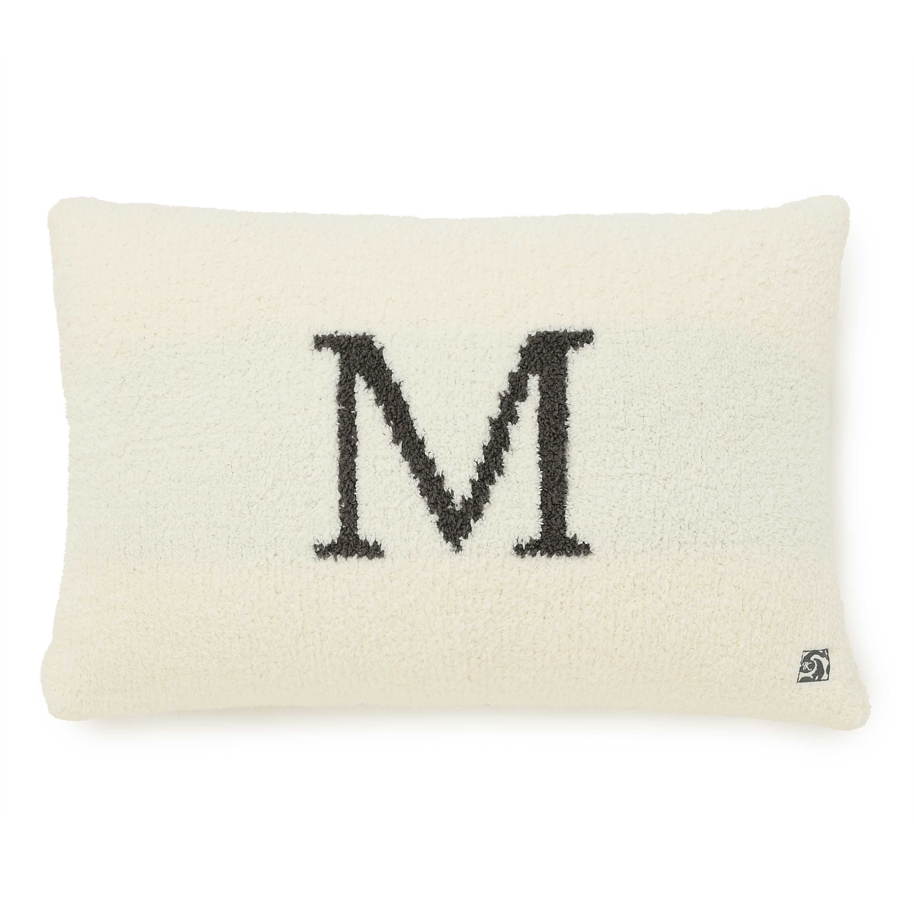 PILLOW CASE / INITIAL